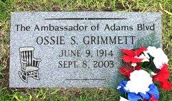 Ossie S Grimmett