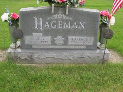 Elsie Virginia <I>Geling</I> Hageman