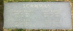 Jessie Dee <I>Oman</I> Scamman