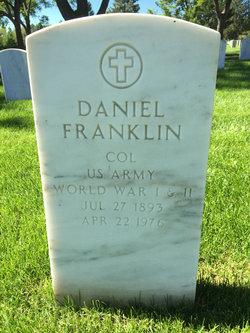 Daniel Franklin