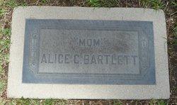 Alice <I>Coleman</I> Bartlett