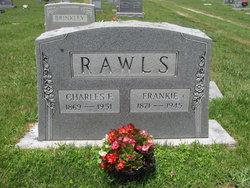Frankie <I>Sterling</I> Rawls