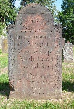 Margaret <I>Bissell</I> Leavitt