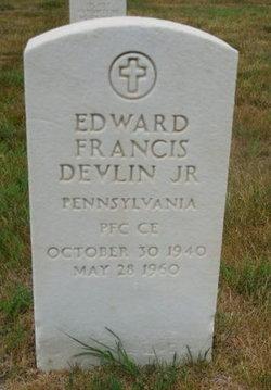 Edward Francis Devlin, Jr
