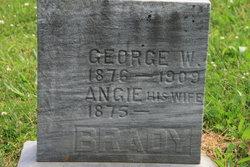George W Brady