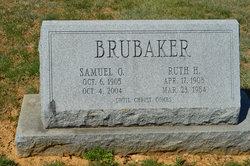 Ruth M <I>Hershey</I> Brubaker