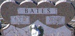 """Raymond Allen """"Jack"""" Bates"""