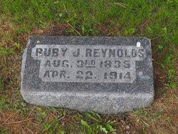 Ruby Jane <I>Hunter</I> Reynolds