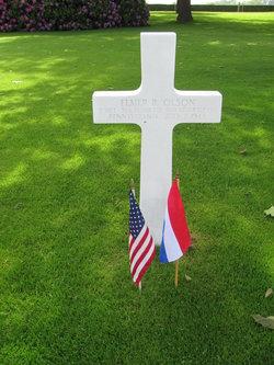 "TSGT Elmer Richard ""Bud"" Olson USAAF"