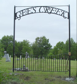 Gees Creek Cemetery