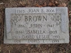David Leslie Brown