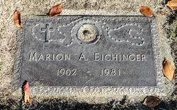 Marion Ann <I>Sherrer</I> Eichinger