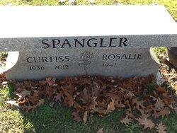 """Gerald Curtiss """"Curt"""" Spangler"""