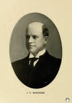James Franklin McKenzie I