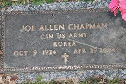 Joe Allen Chapman