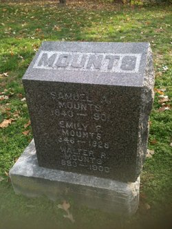 Walter R. Mounts