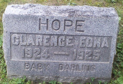 Clarence Edna Hope