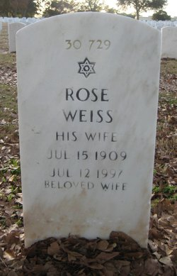 Rose Weiss Ager