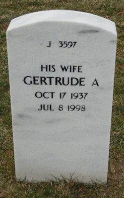Gertrude A <I>Rosati</I> Deland