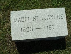 Madeline <I>Clark</I> Andre