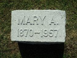 Mary A. <I>Turck</I> Andre
