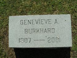 Genevieve <I>Andre</I> Burkhard