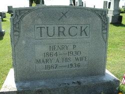 Mary A. <I>Wagoner</I> Turck