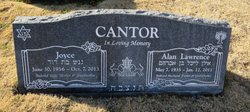 Alan Lawrence Cantor