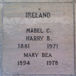"""Mary Beatrice """"Bea"""" <I>Passadori</I> Ireland"""