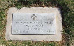"""Anthony Wayne """"Tony"""" Cianelli"""