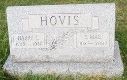 E. Mae <I>Lewis</I> Hovis
