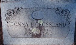 Donna Iola <I>Pitts</I> Crossland