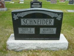 Theodore T. Schneider