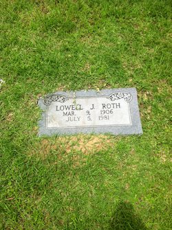 Lowell J Roth