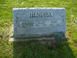 Manfred Eugene Hendrix
