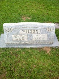 Thomas Eugene Wilson