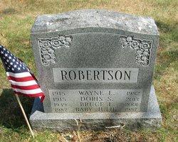 Doris <I>Shaw</I> Robertson