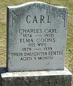 Elma <I>Coons</I> Carl