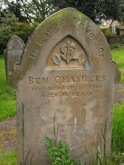 Ben Chambers