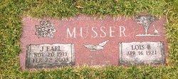 Jacob Earl Zercher Musser