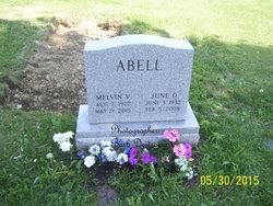 June <I>Ovitt</I> Abell