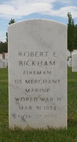 Robert Eugene Bickham