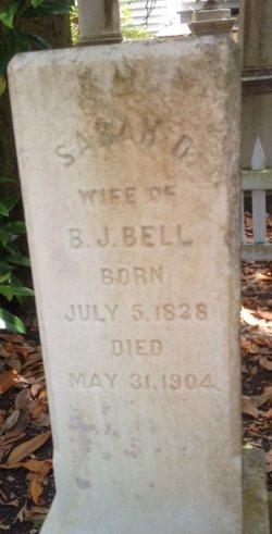 Sarah D. Bell