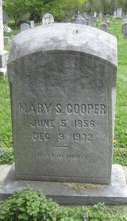 Mary Sabina <I>Crumbaker</I> Cooper
