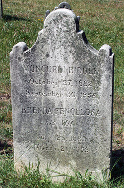 Moncure Biddle
