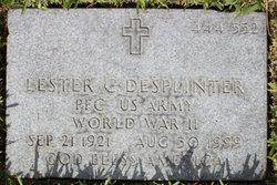 Lester C. Desplinter