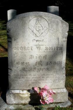 Capt George William Smith