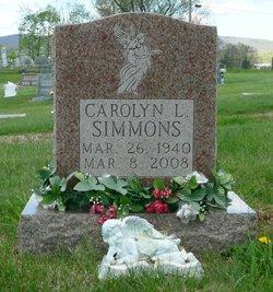 Carolyn Lee Simmons