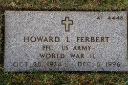 Howard L Ferbert