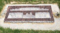 Virginia <I>Walker</I> Wiggington